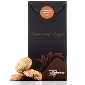 Biscoitos de Amêndoa 220 g Roteiro de Sabores