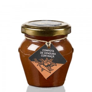 Compota Cenoura com Maça 110 g RS