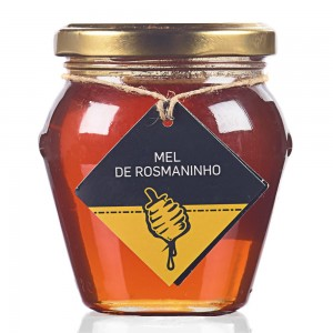 Mel Rosmaninho 260 g - Roteiro de Sabores