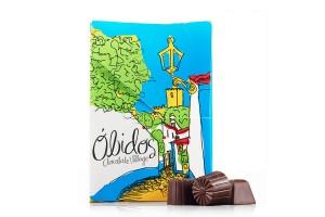 Sortido de Bombons de Chocolate 80 g (Amêndoa Amarga, Medronho e Ginja)