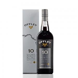 Vinho Porto Ofley 10 Anos